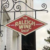 The Raleigh Wine Shop Glenwood Ave